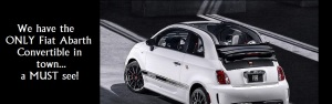 Banner FIAT_Abarth Convertible